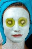 1 маска стоковое изображение