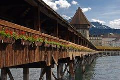 1 молельня моста Стоковая Фотография