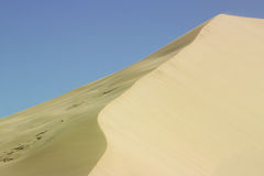 1 море дюны Стоковая Фотография RF