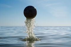 1 море старта Стоковое Изображение