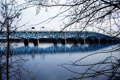 1 мост Стоковые Фотографии RF