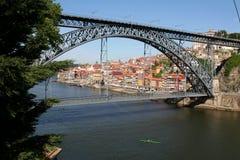 1 мост louis porto Стоковые Изображения