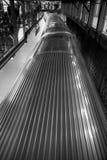 1 над новой подземкой york Стоковое Фото