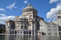 1 наука церков boston christ Стоковое Изображение