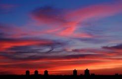 1 небо Стоковые Изображения