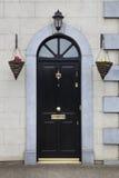 1 номер входа двери Стоковое Изображение