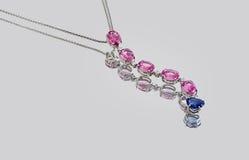 1 ожерелье славное Стоковое Изображение