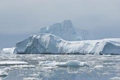 1 океан айсберга южный Стоковые Фотографии RF