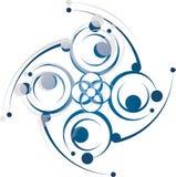 1 орнамент симметричный Стоковая Фотография