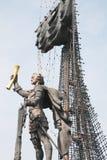 1 памятник peter Стоковое Фото