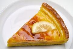 1 пирог лимона Стоковые Фотографии RF