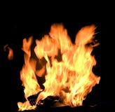 1 пламя Стоковое Изображение RF