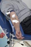1 пожертвование крови Стоковые Изображения