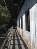 1 покрытый мост Стоковое Изображение