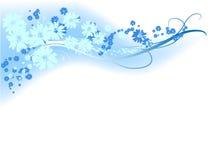 1 предпосылка флористическая Стоковое Изображение