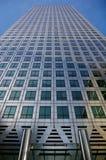 1 причал Канады канереечный london здания квадратный Стоковые Фото