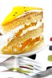 1 пустыня торта Стоковая Фотография RF