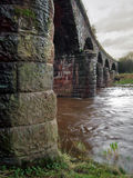 1 река моста Стоковое Изображение RF