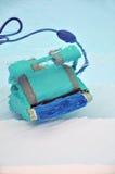 1 робот бассеина Стоковое Фото
