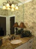 1 роскошь 4 ванных комнат Стоковые Изображения RF