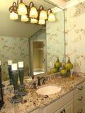 1 роскошь 6 ванных комнат Стоковые Изображения