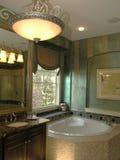 1 роскошь 9 ванных комнат Стоковое Изображение RF