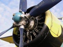 1 самолет Стоковое фото RF