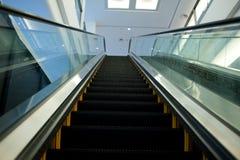 1 серия эскалатора Стоковые Изображения