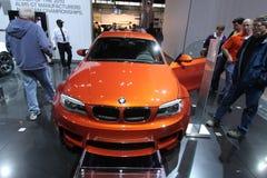 1 серия coupe m bmw Стоковая Фотография