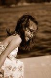 1 смеяться над малыша Стоковое Изображение