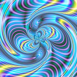1 спираль беспорядка Стоковая Фотография