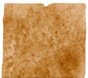 1 старая бумага Стоковое Фото