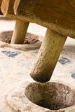 1 стародедовский китайский цех заточки Стоковые Фотографии RF
