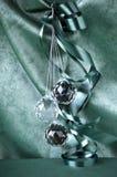 1 стекло рождества шариков Стоковые Фотографии RF