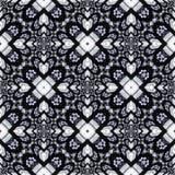 1 стеклянный святейший запятнанный kaleidoscope Стоковое Фото