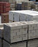 1 строить блоков Стоковые Фотографии RF