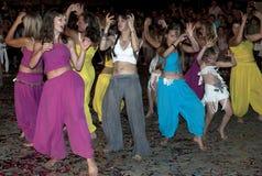 1 танцулька масленицы Стоковое Фото