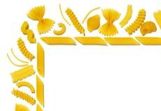 1 текстура макаронных изделия Стоковое Фото