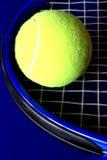 1 теннис ракеток шарика Стоковые Изображения RF
