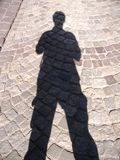 1 тень Стоковые Фото