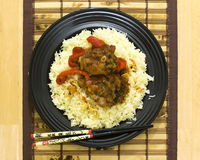 1 тип еды палочек азиата Стоковое Фото