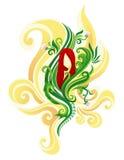 1 флористическая богина Стоковое фото RF