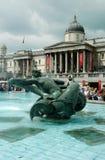1 фонтан london Стоковая Фотография