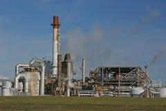 1 химический завод Стоковые Изображения