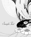 1 цветок торжества романтичный Стоковые Изображения