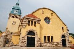 1 церковь Стоковые Фотографии RF