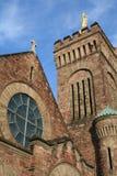 1 церковь Стоковая Фотография