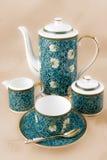 1 чай обслуживания Стоковое Изображение