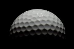 1 шар для игры в гольф Стоковая Фотография