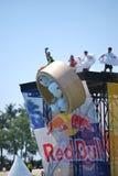 1-ые Красный бык Flugtag 2012 Стоковое фото RF